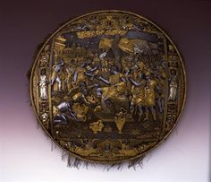 Shield - Milan. Before 1567.