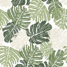Graham & Brown Vliesbehang 32-812 Palmbladeren Groen