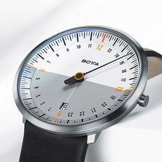 Einzeigeruhren & Designer Uhren online bestellen | Botta Design
