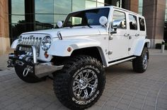 2011 Jeep WRANGLER 4X4 ATLAS EDITION*4 INCH LIFT*35 INCH TIRES*CHROME RIMS