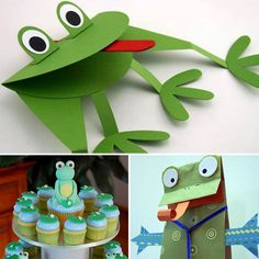 Whether you have a Leap Day baby (odds are 1 in or just want to celebrate the somewhat special day with your kids, we've got five great ways to Leap Year Birthday, Activities For Kids, Crafts For Kids, Art Centers, Leap Day, Party Themes, Party Ideas, Frog Crafts, Amazing Crafts