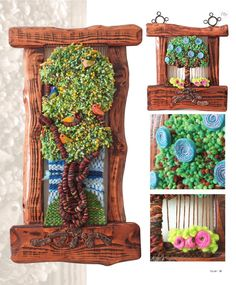 #ClippedOnIssuu from 145 telar y fieltro issuu Pin Weaving, Loom Weaving, Basket Weaving, Weaving Textiles, Tear, Weaving Techniques, Fabric Art, Textile Art, Wall Tapestry