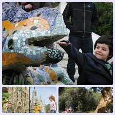Barcelona con niños: Actividades infantiles en Barcelona