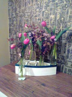 Tulipanes Vintage!!!!