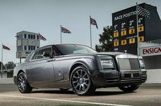 'New' Rolls Royce Chicane Phantom Coupe Revealed!