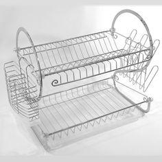 Oxo Good Grips Folding Stainless Steel Dish Rack Endearing Amazon  Oxo Good Grips Folding Stainlesssteel Dish Rack Design Decoration