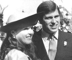 Duke and Duchess of York, 1987 Sarah Duchess Of York, Duke And Duchess, Princess Beatrice, Princess Eugenie, Royal Prince, Prince And Princess, Royal Family History, Sarah Ferguson, Duke Of York
