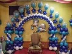 Resultado de imagen para arco de globos para niño