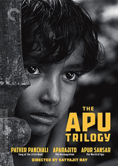 The Apu Trilogy - The Criterion Collection. Patience is a virtue- if you have it you might enjoy these.