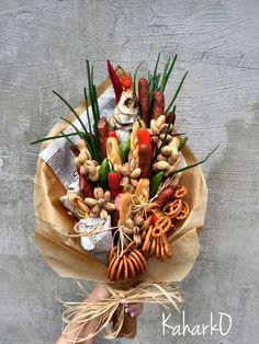 Tasty bouquet