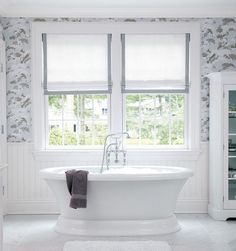 Grey Bathroom Curtains | image-gallery.co