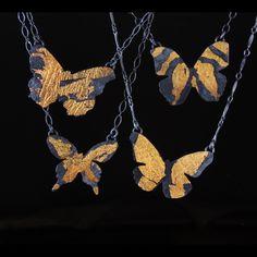 Keum Boo butterflies by Kirk Sklar