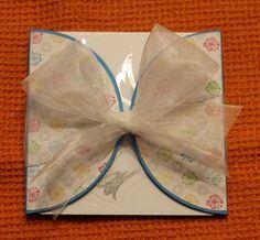 Card elegante cresima Lorenzo (1) - Paola Rossato