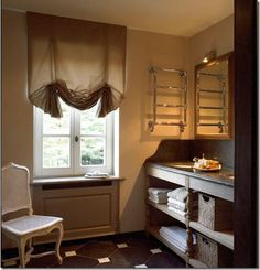 Interior Window Shutters With Fabric Inserts : ... fabric draping on Pinterest  Interior shutters, Shutters and Window