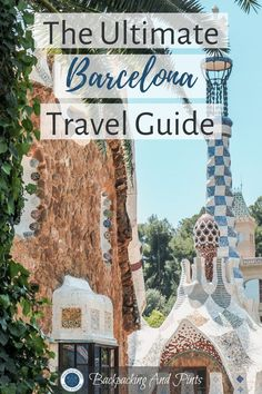 Traveling to Barcelona? Check out this travel guide of the best things to do in Barcelona, Spain, and how to best experience Barcelona's famed nightlife scene. You'll find travel tips to help you experience the best of Barcelona from popular attractions such as La Sagrada Familia, Park Guell, getting lost in the Gothic Quarter, and relaxing on La Barceloneta to lesser-known ones such as Bunkers del Carmel. Also discover tips for finding Barcelona's best nightclubs.