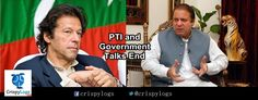 PTI And Government Negotiations Comes To An End