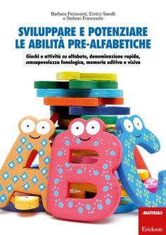 Giochi e attività su alfabeto, denominazione rapida, consapevolezza fonologica, memoria uditiva e visiva