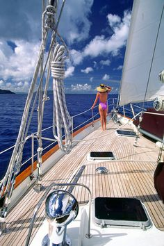☼ Life on the yacht-lifestyle