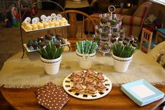 Baby Shower Party Ideas | Photo 1 of 10 | Catch My Party