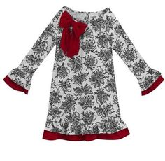 6e3b6af29569 Boutique Clothing · Girl s Christmas Dress Floral Leggings Outfit