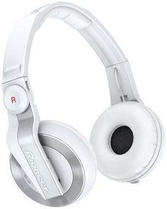 Pioneer HDJ-500-W Headphones