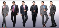 Different styles of #Suits are available on #Naswiz. Don't get late, Hurry! Visit: https://www.myshopwiz.com/myshop/mens-suit.aspx