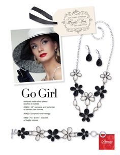 Check out the GO GIRL collection!!
