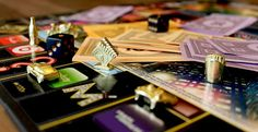 Got an old special edition Monopoly or chess set? Love hunting through thrift stores? You could make money selling board game pieces. This woman has earned $250 in six months!