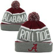 '47 Brand Alabama Crimson Tide Calgary Knit Cuffed Beanie - Gray