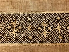 """Niplispits / Bobbin lace,"" by pitsimeister, via Flickr."