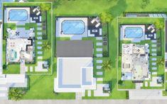 House 43 - Modern - The Sims 4 - Via Sims