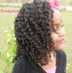 Twist Out with Happy Nappy Styles and Natural Hair Oil
