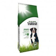 Croquettes végétariens 100% bio pour chien