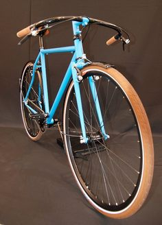 The Squire Commuting Bike by Concinnity Cycle Works, LLC