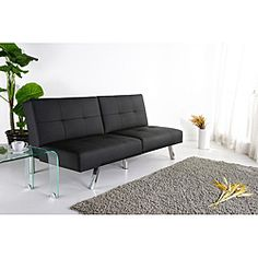 http://ak1.ostkcdn.com/images/products/5560868/Jacksonville-Black-Foldable-Futon-Sofa-Bed-P13332856.jpg