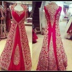 For inquiries email or dm Indian Wedding Gowns, Desi Wedding Dresses, Indian Gowns Dresses, Pakistani Bridal Dresses, Bridal Lehenga, Indian Bridal, Indian Outfits, Indian Attire, Indian Wear