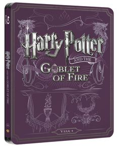 Photos: Harry Potter 8-film UK HMV exclusive Blu-ray steelbook sets out this August - SnitchSeeker.com