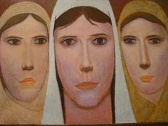 Nuri İyem (1915 – 2005) – Üç Güzeller