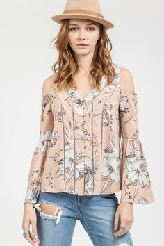 8a4a42d7a2fef 12 Best Floral Fever Tops and Dresses images