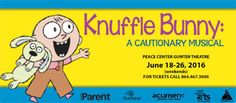 GREENVILLE, SC-KNUFFLE BUNNY: A CAUTIONARY MUSICAL-SOUTH CAROLINA CHILDREN'S THEATRE