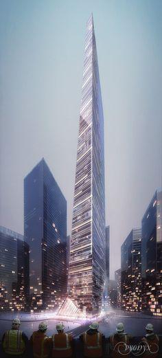 King Abdullah Financial District Gensler