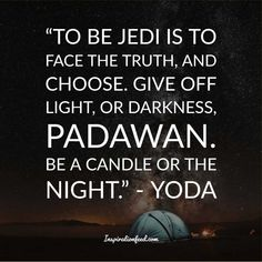 Yoda is one of the most well-known and beloved characters in the Star Wars franchise. Looking for some inspiration from the master himself? Check out these wise Yoda quotes. Star Wars Quotes Yoda, Yoda Quotes, Wise Quotes, Inspirational Quotes, Most Powerful Jedi, Fear Leads To Anger, Beloved Movie, Running Jokes, Honest Quotes