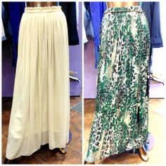 Long skirts we trust!
