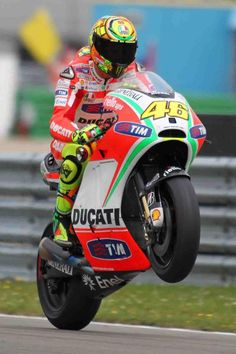 valentino rossi (the doctor