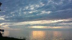 GOD IN THE MIDDLE Photograph by T. Smith Lake Ontario Kendall, NY