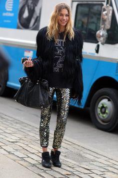 Sequin Pants, Rock n' Roll