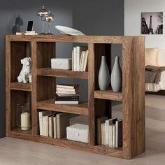 Solide Allora Book Shelf Natural