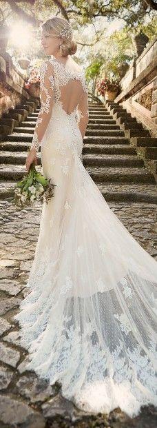Essense of Australia Spring 2016 Bridal Collection - Belle The Magazine