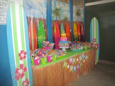 Andrea's Teen Beach Movie | CatchMyParty.com