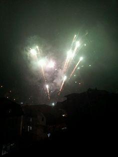 Pristina, Kosovo, NYE 2012/13